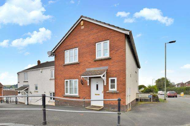 3 Bedrooms Semi Detached House for sale in Cromwells Meadow, Crediton