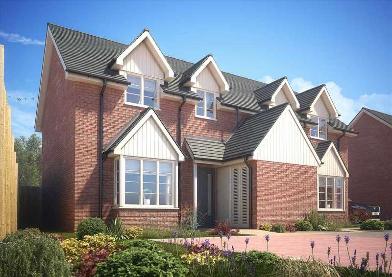 3 Bedrooms Semi Detached House for sale in Station Road, Lutterworth, Lutterworth
