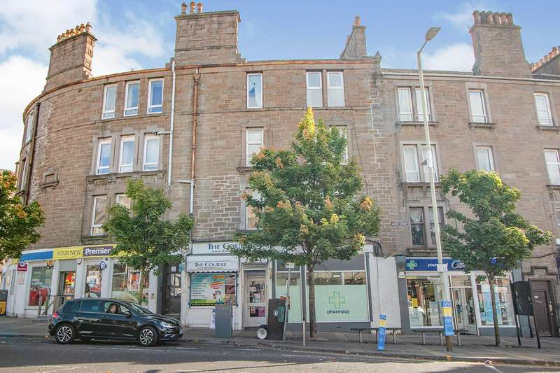 2 Bedrooms Flat for sale in Albert Street, DD4