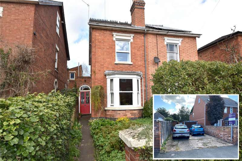3 Bedrooms Semi Detached House for sale in Bromyard Road, St Johns, Worcester, Worcestershire