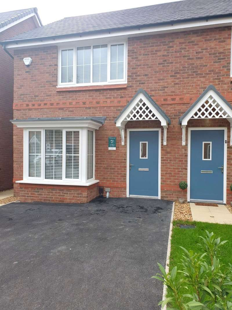 3 Bedrooms Semi Detached House for sale in Nixon Phillips Drive, Hindley Green, Wigan, Greater Manchester, WN2