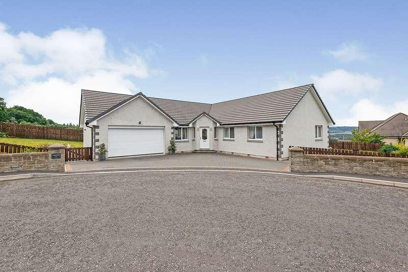 4 Bedrooms Detached Bungalow for sale in Upper Slackbuie, Inverness, IV2