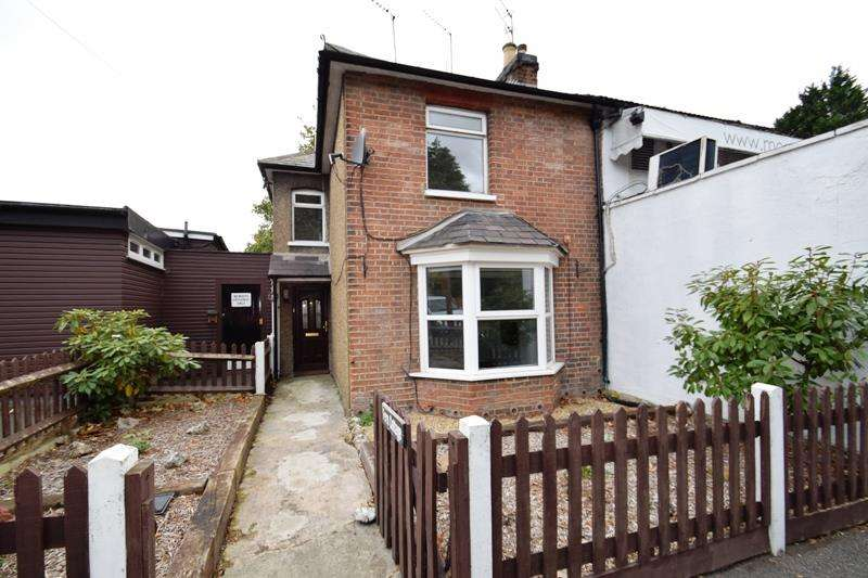 3 Bedrooms Terraced House for rent in Rickmansworth Road, Northwood, HA6
