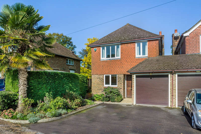 4 Bedrooms Semi Detached House for sale in Orchard Road, Sevenoaks, TN13