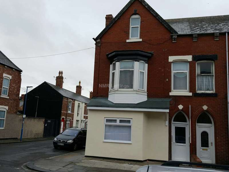 1 Bedroom House Share for rent in Lowthian Road, Hartlepool