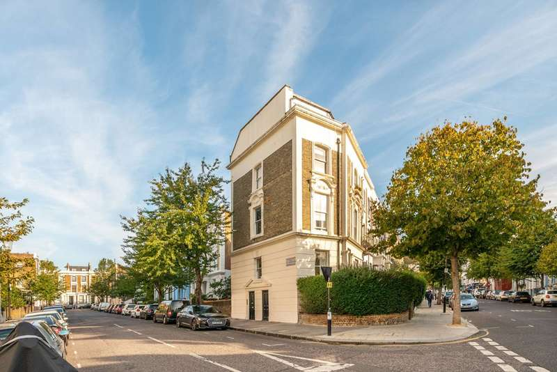 1 Bedroom Flat for sale in Chesterton Road, Portobello, W10