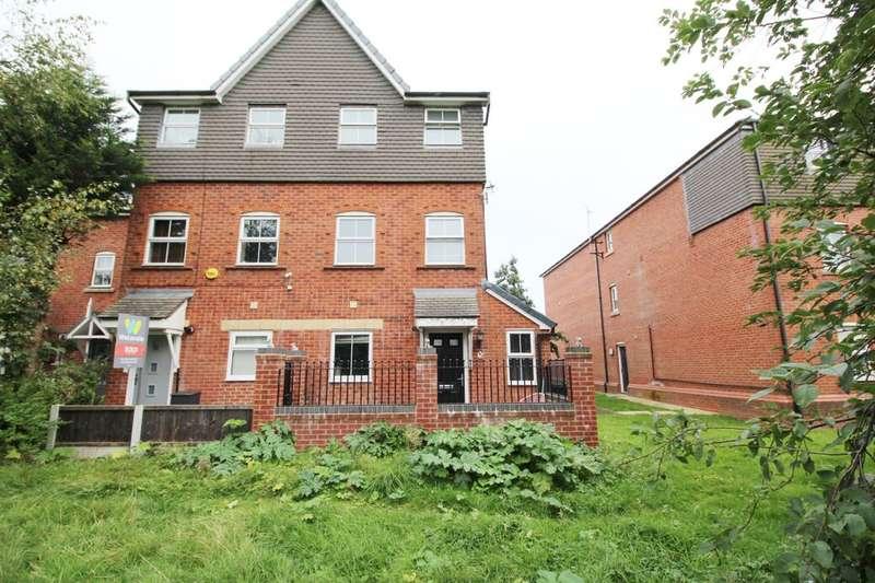 4 Bedrooms Semi Detached House for sale in New Bridge Gardens, Bury, BL9