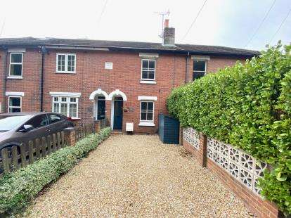 2 Bedrooms Terraced House for sale in Upper Shirley, Southampton, Hampshire