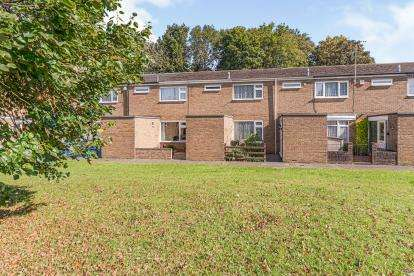 3 Bedrooms Terraced House for sale in Ely Close, Stevenage, Hertfordshire, England