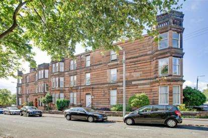 4 Bedrooms Flat for sale in Fotheringay Road, Glasgow
