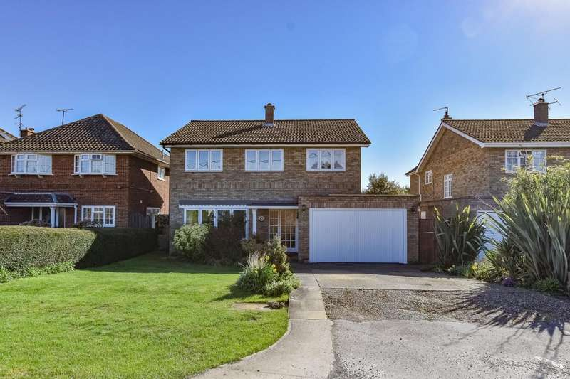 4 Bedrooms Detached House for sale in Jollyboys Lane South, Felsted, Dunmow