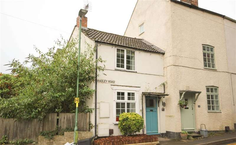2 Bedrooms End Of Terrace House for sale in Bradley Road, Wotton Under Edge, Gloucestershire, GL12 7DT