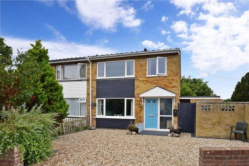 3 Bedrooms Semi Detached House for sale in Barn Close, , Hoath, Canterbury, Kent