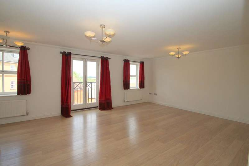 3 Bedrooms Apartment Flat for sale in Henry Laver Court, St Mary's, Central Colchester