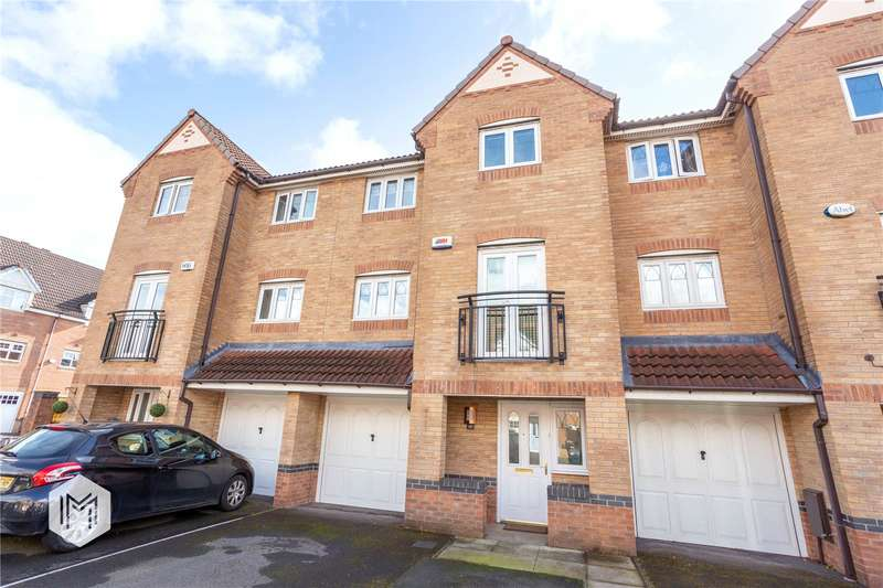 4 Bedrooms Town House for sale in Madison Park, Westhoughton, Bolton, Greater Manchester, BL5