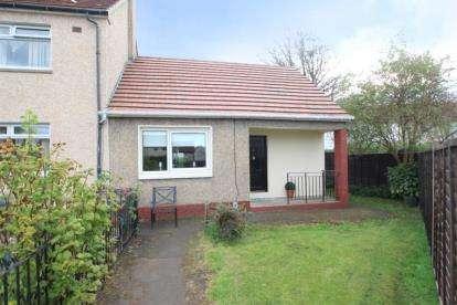 1 Bedroom Bungalow for sale in Fir Place, Baillieston, Glasgow, Lanarkshire