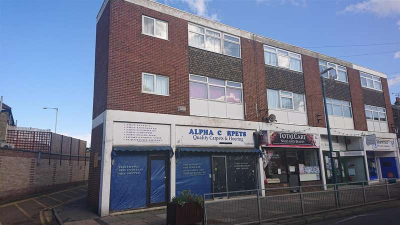 2 Bedrooms Flat for sale in Station Road, Birchington