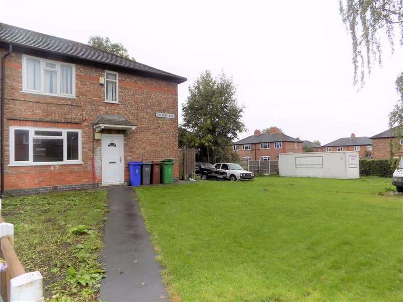 3 Bedrooms End Of Terrace House for sale in Aylesby Avenue, Gorton, Manchester