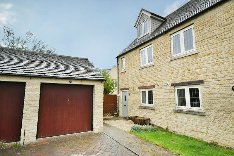 3 Bedrooms Semi Detached House for sale in The Wern, Lechlade