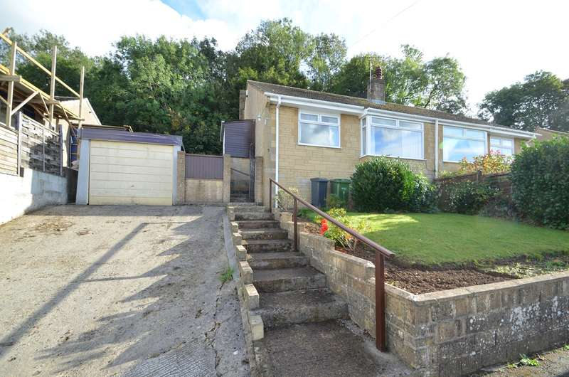 2 Bedrooms Bungalow for sale in Catherines Close, Stroud, GL5