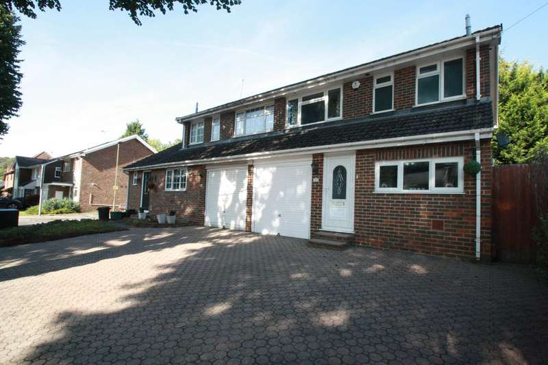 3 Bedrooms Semi Detached House for sale in Sunningvale Avenue, Biggin Hill, Westerham, TN16