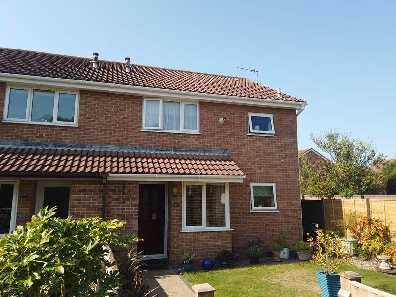 1 Bedroom End Of Terrace House for sale in Yarrow Way,Locks Heath, SO31 6TH