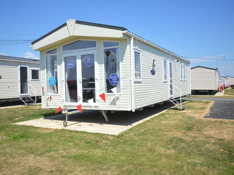 2 Bedrooms Caravan Mobile Home for sale in Steeple Bay, Steeple, Southminster