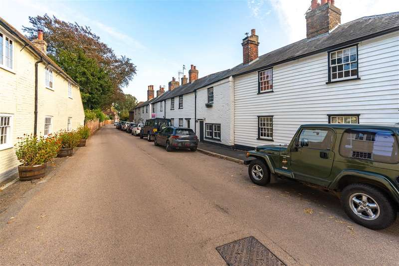 2 Bedrooms Terraced House for sale in The Street, Ickham