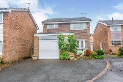 3 Bedrooms Detached House for sale in Farfield, Penwortham, Preston, Lancashire, PR1