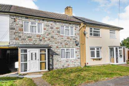 4 Bedrooms Terraced House for sale in South Ockendon, Thurrock, Essex