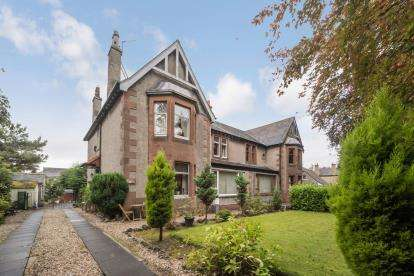 5 Bedrooms Semi Detached House for sale in Glen Road, Wishaw