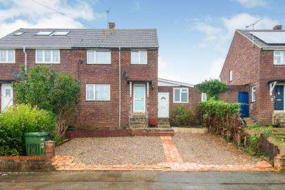 3 Bedrooms Semi Detached House for sale in Bishopstoke, Eastleigh, Hampshire