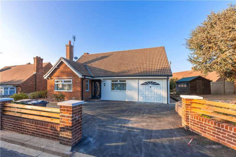 3 Bedrooms Detached Bungalow for sale in Outseats Drive, Alfreton, Derbyshire, DE55