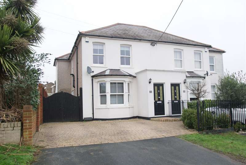 3 Bedrooms House for sale in Daws Heath Road, Rayleigh