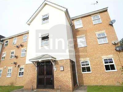 2 Bedrooms Flat for sale in Osprey Road, Waltham Abbey