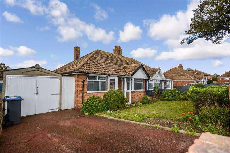 2 Bedrooms Semi Detached Bungalow for sale in Grummock Avenue, Ramsgate, Kent