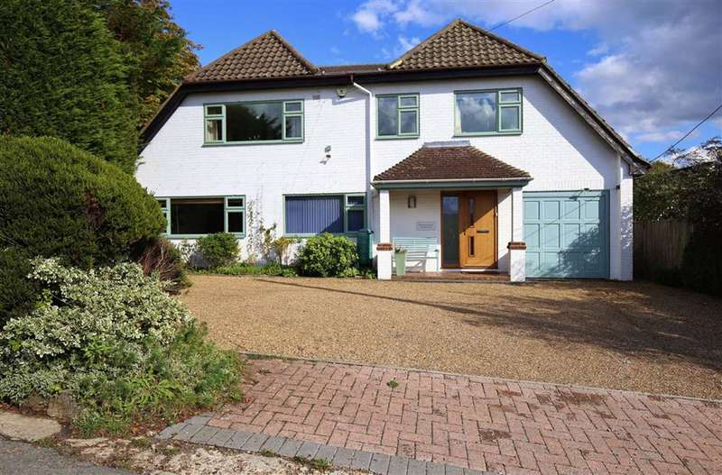 6 Bedrooms Detached House for sale in Trottiscliffe, Kent