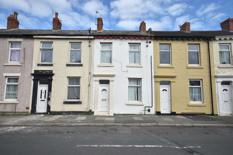 2 Bedrooms Terraced House for sale in Fairfield Road, Blackpool
