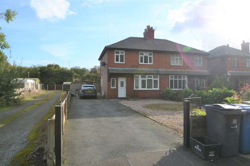 3 Bedrooms Semi Detached House for rent in Manchester Road, Woolston, Warrington