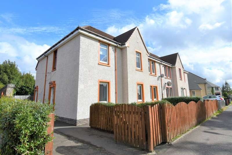 3 Bedrooms Flat for sale in Motherwell Road, Bellshill, ML4