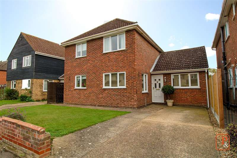 4 Bedrooms Detached House for sale in President Road, Lexden, Colchester, CO3