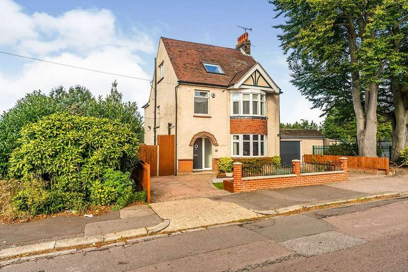 4 Bedrooms Detached House for sale in Bournville Avenue, Chatham, Kent, ME4