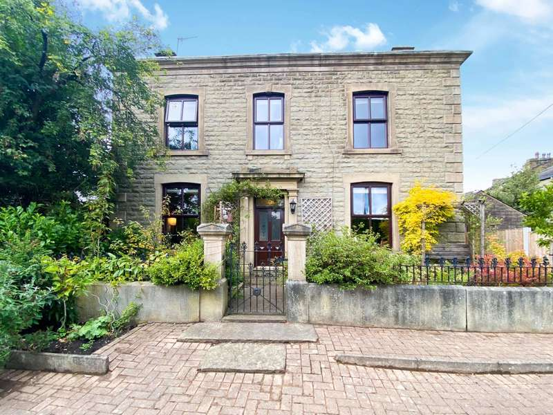 3 Bedrooms Detached House for sale in Sunny Bank House, Trinity Street, Stacksteads, Rossendale