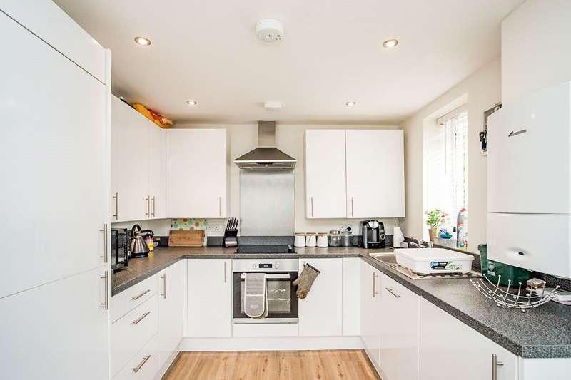 2 Bedrooms Apartment Flat for sale in Nova House, Jupiter Drive, Hemel Hempstead, Hertfordshire, HP2