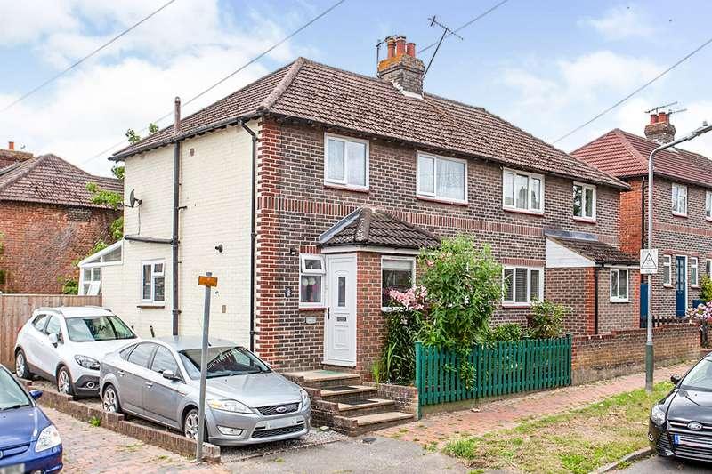 3 Bedrooms Semi Detached House for sale in Salisbury Road, Tunbridge Wells, Kent, TN4