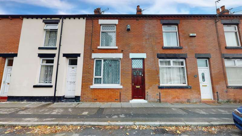 2 Bedrooms Terraced House for sale in Cawdor Street, Farnworth, Bolton, BL4 7HX