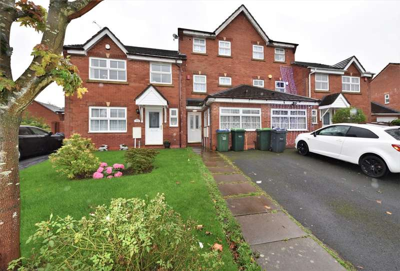 4 Bedrooms Town House for sale in Montague Road, Smethwick