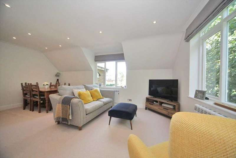 1 Bedroom Apartment Flat for sale in Latium Close, St Albans
