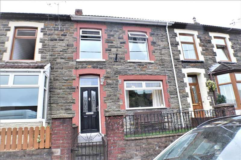 3 Bedrooms Terraced House for sale in The Avenue, Ferndale