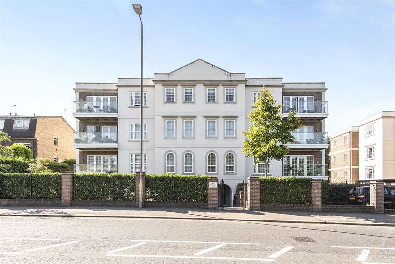 2 Bedrooms Apartment Flat for sale in The Whitehouse, Sparrows Herne, Bushey, WD23